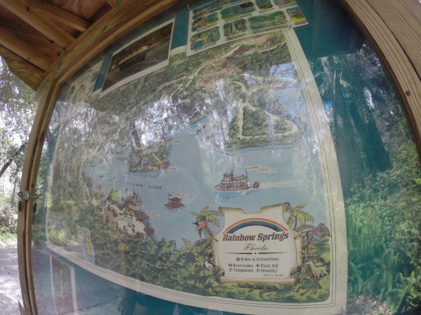 1950's Rainbow Springs Tourist Attractions