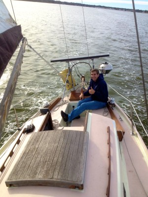 Sailing With Friends
