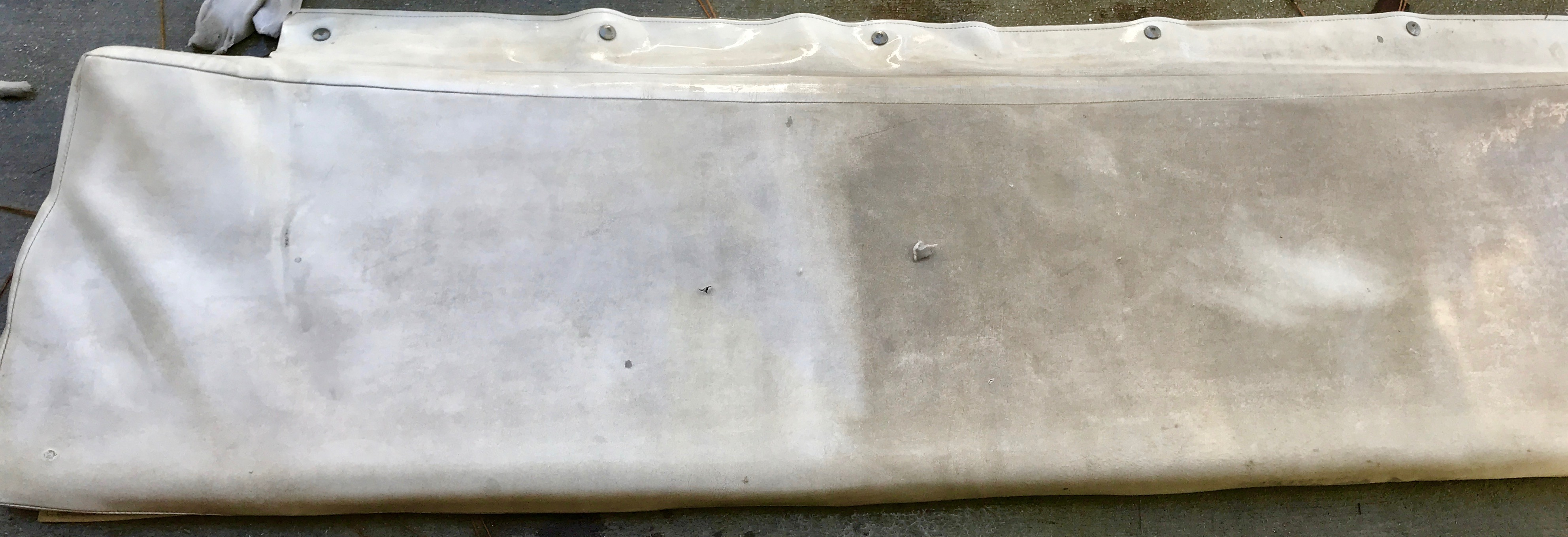 Cleaning Vinyl Boat Seats