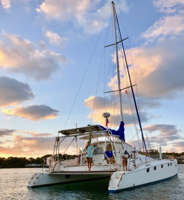 10 Anchoring Etiquette Tips - Tula's Endless Summer
