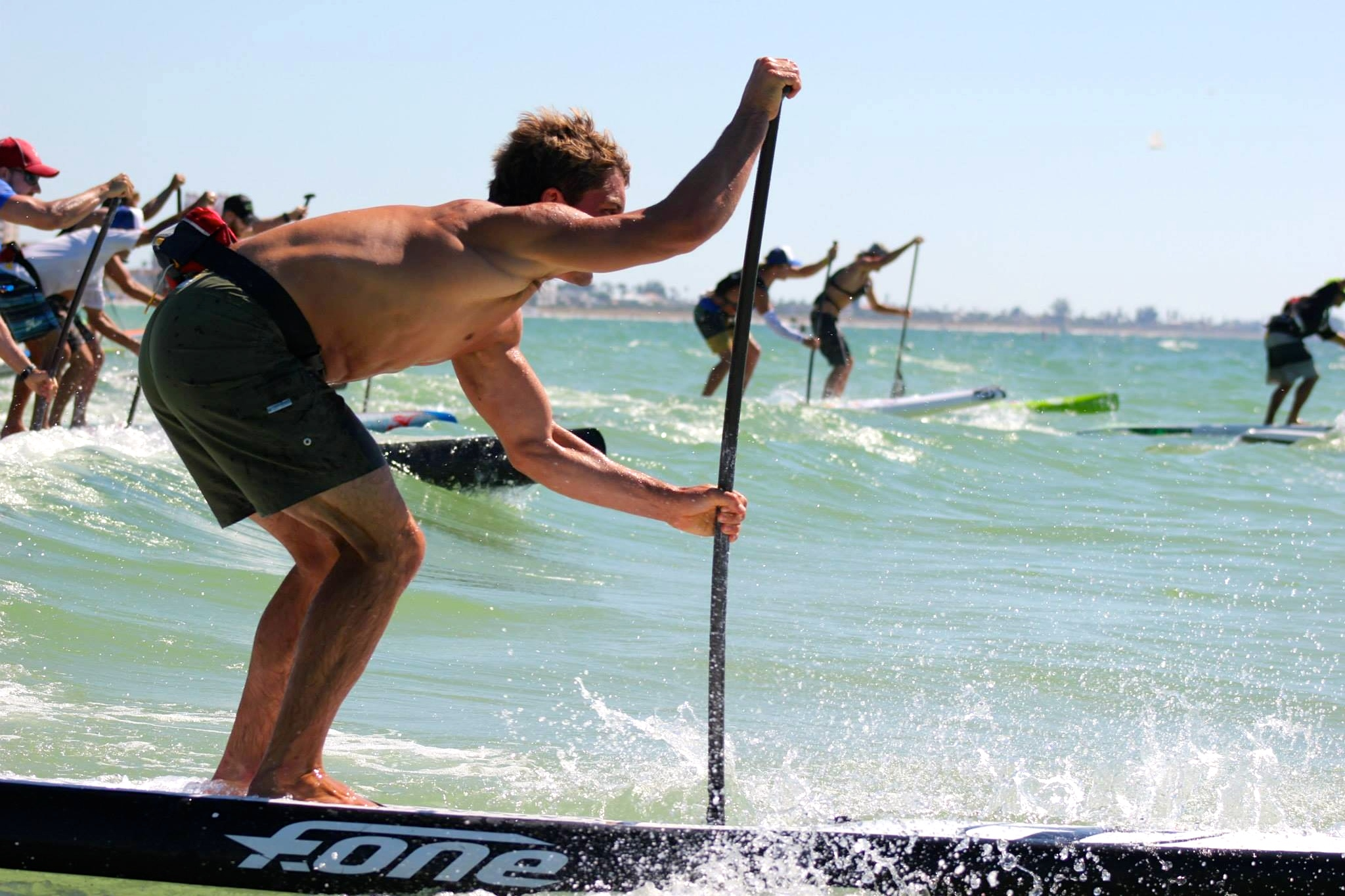 2014 Pacifico Challenge Paddleboard Race