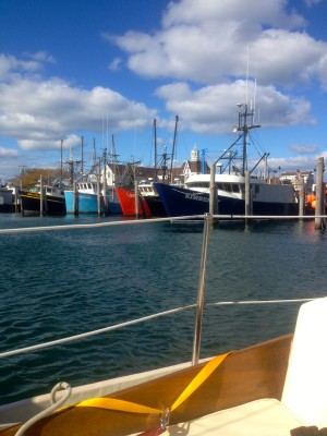 Montauk Fishing Fleet