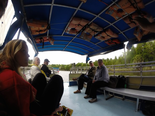 Manatee Tour Boat With Crystal River Water Sports