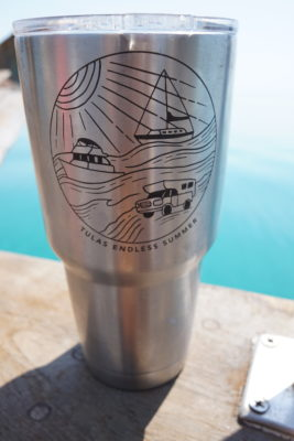 Personalized Yeti's make great gifts!
