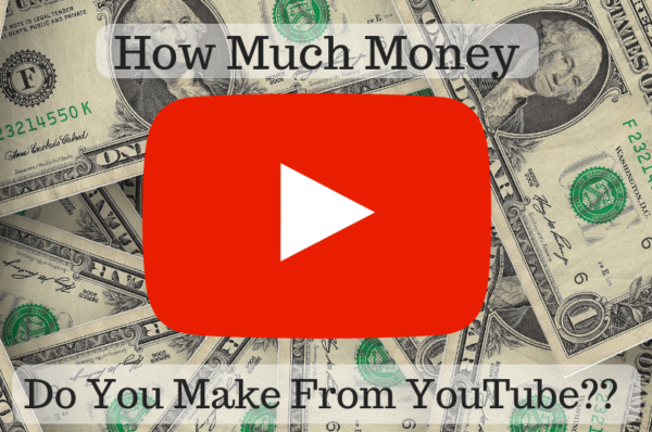 How Much Money Do You Make From YouTube?? - Tula's Endless